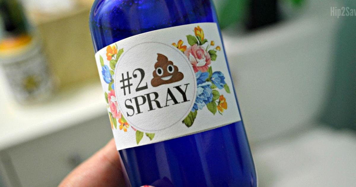 DIY Poo-Pourri Copycat Spray Recipe