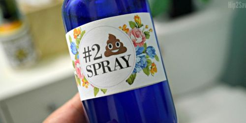 This DIY Poo-Pourri Copycat Spray Recipe is #2 in Our Book!