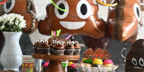 Party 'Til You're Pooped with This Fun Poop Party Theme