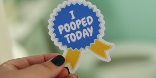 Have You Pooped Today? Then You Deserve THIS
