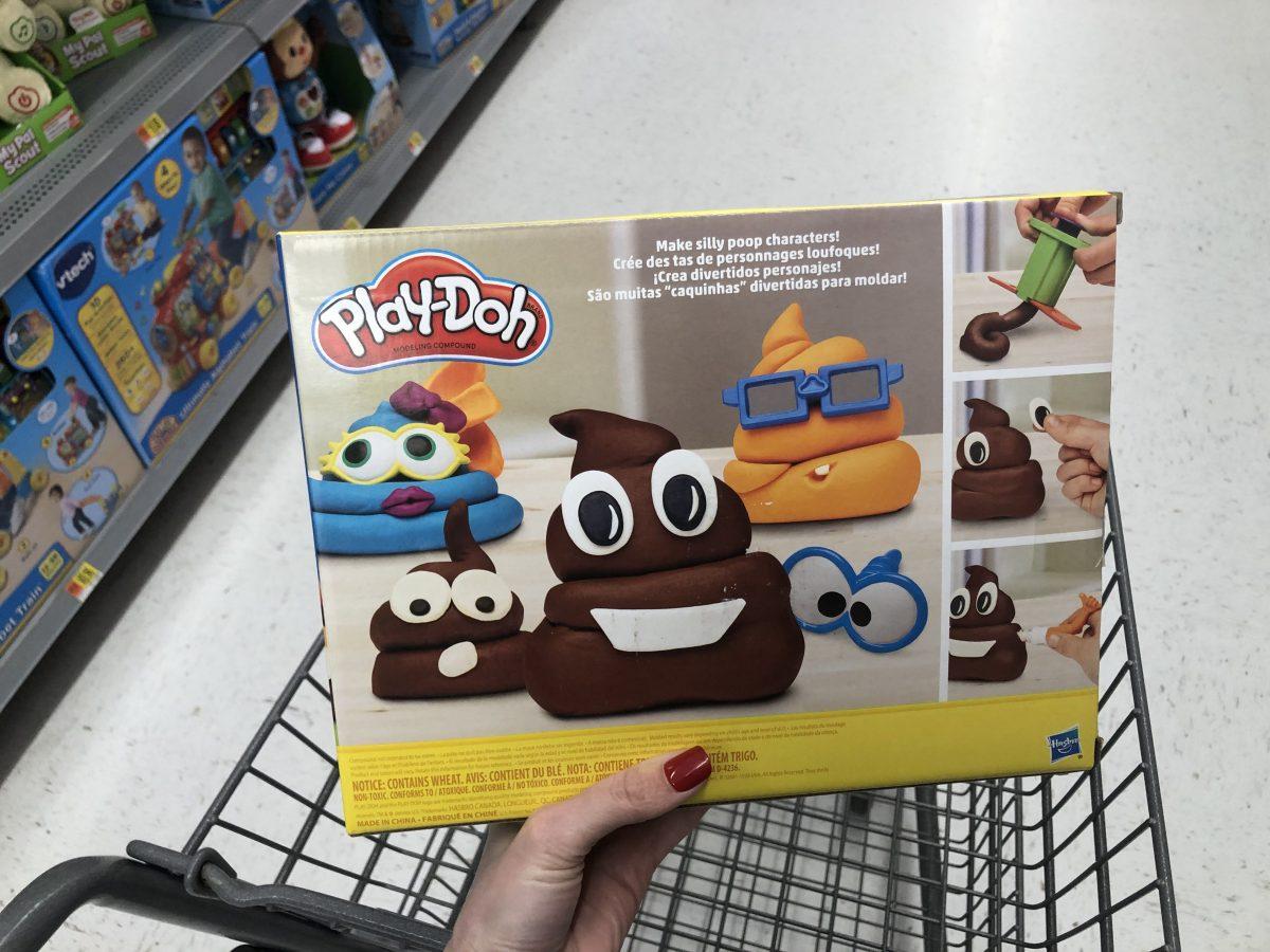 play-doh poop emoji characters