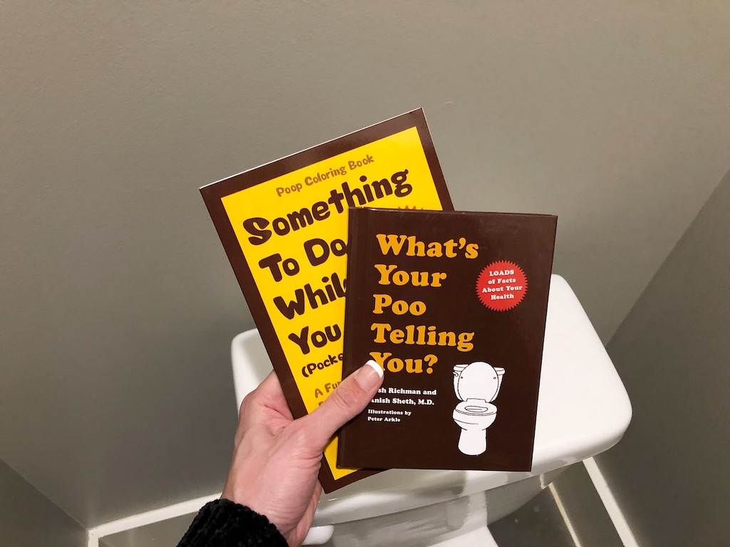 What's Your Poo Telling You Book
