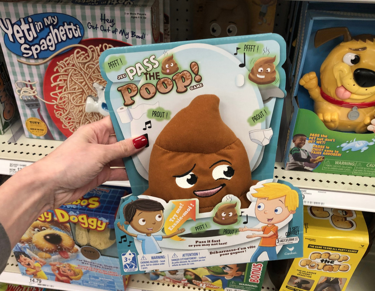 pass the poop game