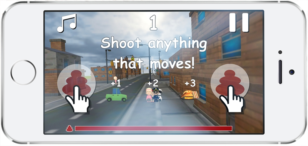 poop run app on iphone