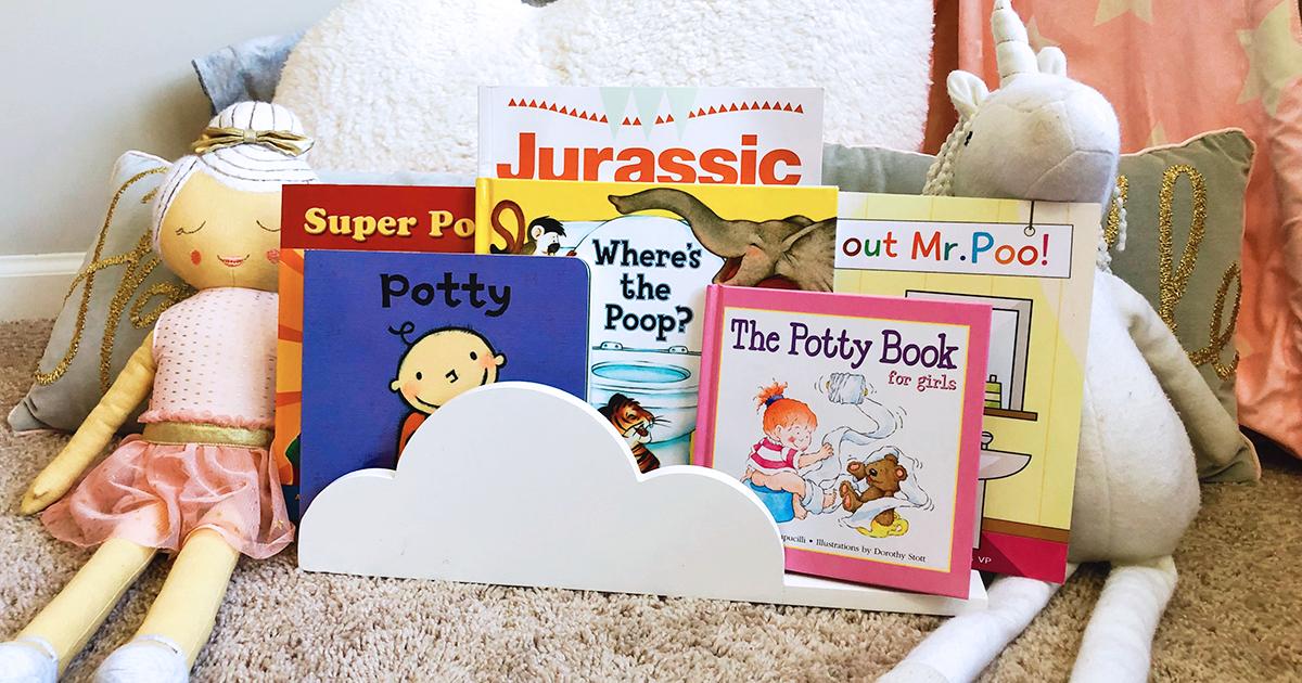 The Best Potty Training & Poop Children's Books Around