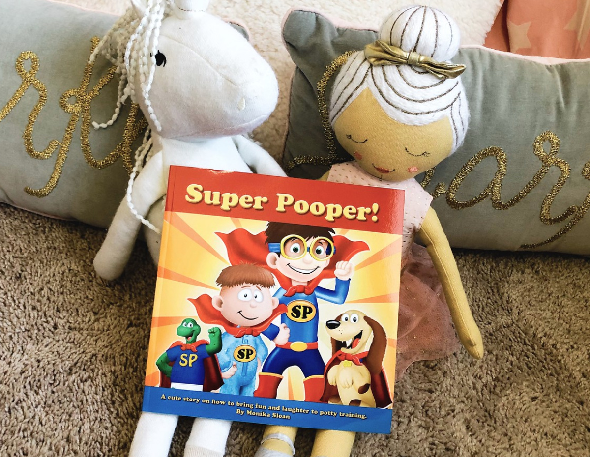 super poopers book